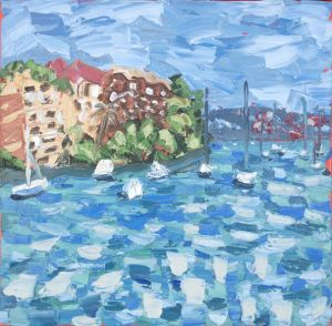 """Darling Point II"""