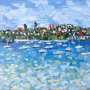 """Rose Bay Pier"""